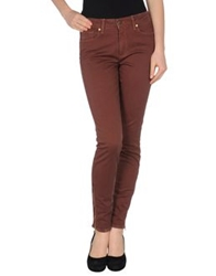 Paige Casual Pants Brown
