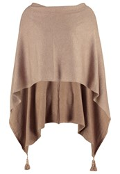 Comma Cape Camel Melange