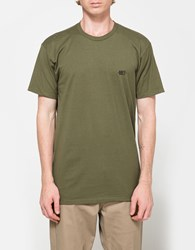 Obey New Times Tee Army