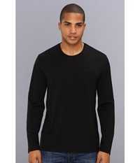 Icebreaker Tech T Lite Long Sleeve Black Men's T Shirt