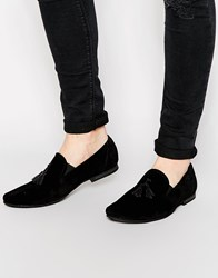 New Look Loafers With Tassels Black