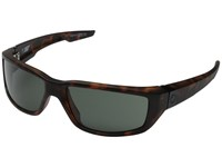 Spy Optic Dirty Mo Matte Camo Tort Happy Gray Green Sport Sunglasses Black