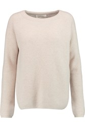 Goat Alice Cashmere Sweater White