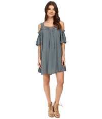 O'neill Dominica Dress North Atlantic Women's Dress Gray
