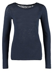 Marc O'polo Long Sleeved Top Real Blue
