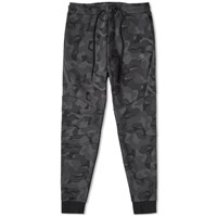 Nike Tech Fleece Camo Jogger Grey