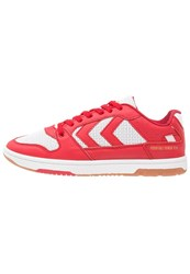 Hummel Pernfors Power Play Premium Trainers Roibbon Red