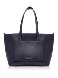 Kenneth Cole Utica Tote Navy