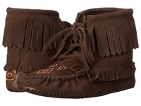 Manitobah Mukluks Harvester Moccasin Chocolate Women's Boots Brown