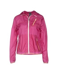 Club Des Sports Jackets Fuchsia