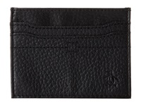 Original Penguin Leather Business Card Wallet Black Wallet Handbags