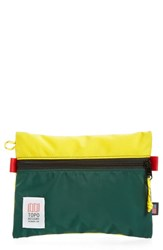Topo Designs Accessory Bag Forest Sunshine