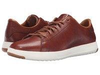 Cole Haan Grandpro Tennis Handstain Woodbury Men's Shoes Burgundy