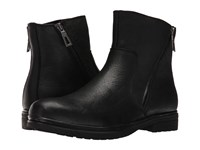 Blondo Brawn Waterproof Black Leather Men's Boots