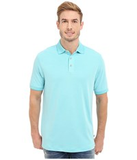 Tommy Bahama New Ocean View Polo Baja Breeze Men's Clothing Blue