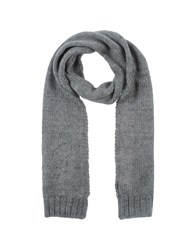 Atelier Fixdesign Accessories Oblong Scarves Women Grey
