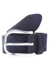 Vanzetti Belt Marine Dark Blue