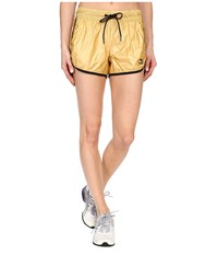 Puma Gold Shorts Pale Gold Women's Shorts