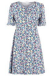 Mintandberry Summer Dress Meadow Multicoloured