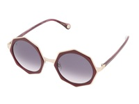 Raen Luci Syd Japanese Gold Fashion Sunglasses Brown