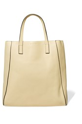 Marni Leather Tote Cream