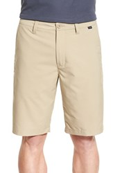 Men's Travis Mathew 'Hefner' Stretch Golf Shorts Sandstorm