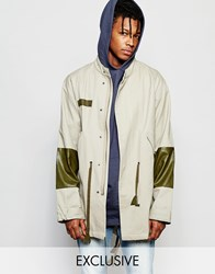 The New County Lightweight Parka Stone