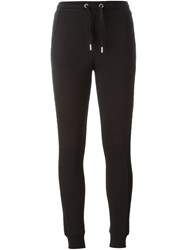 Zoe Karssen Tapered Track Pants Black