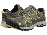 Jack Wolfskin Crosswind Texapore O2 Low Lemonade Women's Shoes Yellow