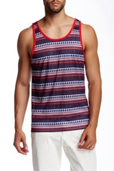 Parke And Ronen Ravi Tank Red