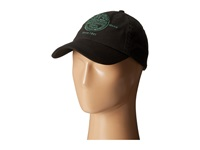 Filson Chino Cap Miner Black W Green Emb Caps
