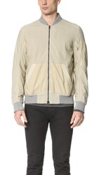 Wings Horns Wrapped Bomber Sand