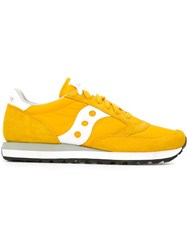 Saucony 'Jazz O' Sneakers Yellow And Orange
