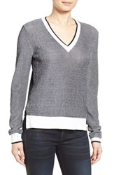 Rag And Bone Women's Jean 'Ainsley' V Neck Sweater