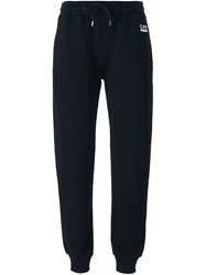 Mcq By Alexander Mcqueen Mcq Alexander Mcqueen Tapered Track Pants Black