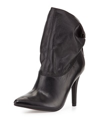 Report Signature Dunstan Tab Back Bootie Black