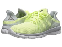 Reebok Zprint Her Mtm Lemon Zest Cloud Grey White Women's Running Shoes Yellow