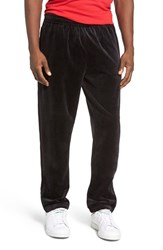 Fila Men's Usa Slim Fit Velour Track Pants