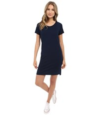 Alternative Apparel Legacy T Shirt Dress Midnight Women's Dress Navy
