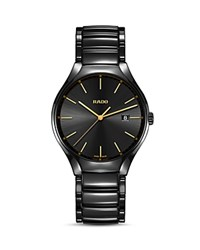 Rado True Watch 40Mm Black