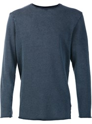 Neuw Crew Neck Sweatshirt Grey