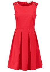 Mintandberry Summer Dress Flame Scarlet Red