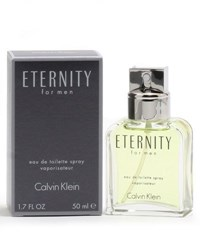 Calvin Klein Eternity For Men Eau De Toilette 1.7 Fl. Oz.