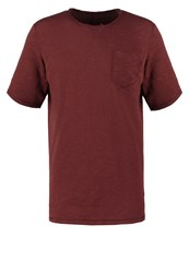 Sisley Basic Tshirt Red
