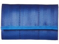 Harveys Seatbelt Bag Snap Wallet Cobalt Wallet Handbags Blue