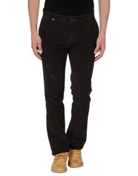 7 For All Mankind Casual Pants Dark Brown