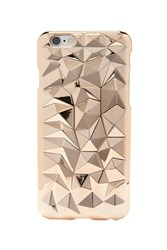 Forever 21 Metallic Case For Iphone 6 6S Rose Gold