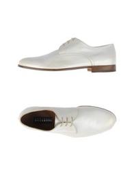Fratelli Rossetti Lace Up Shoes White