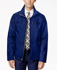 Ryan Seacrest Distinction Men's Full Zip Stand Collar Jacket Only At Macy's