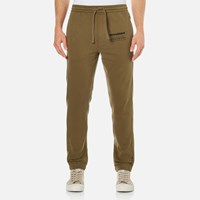 Mhi Maharishi Men's Organic Loopback Sweatpants Maha Olive Green